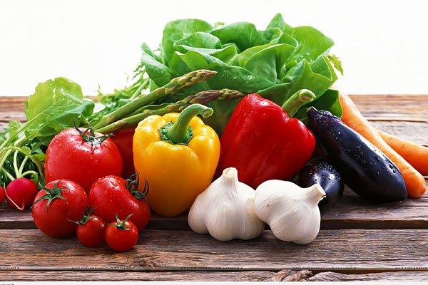 Cách chọn rau củ tươi